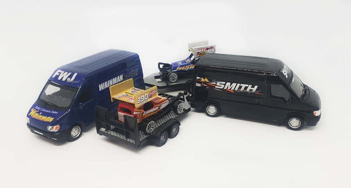 Van&Trailer Set